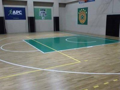 Γήπεδα μπάσκετ στο ΟΑΚΑ - Δρυς Φαρδύβενο